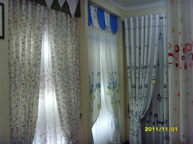 窗帘布艺4