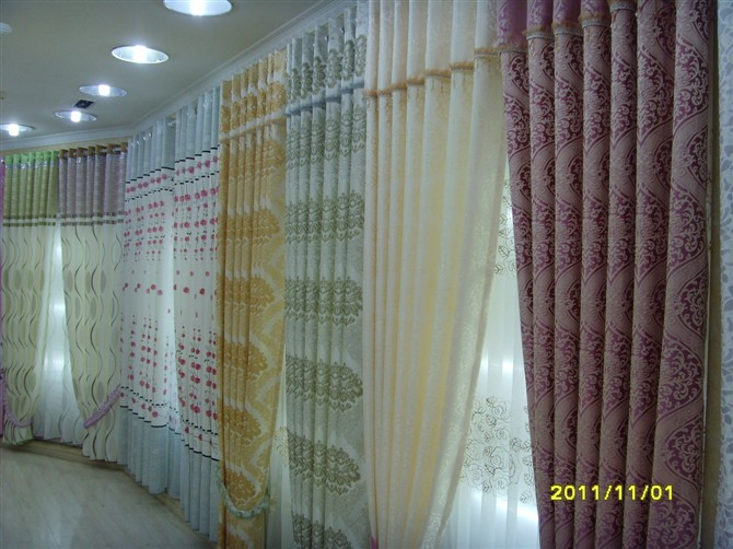 窗帘布艺1