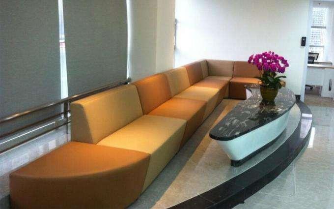 银行营业厅等候 沙发